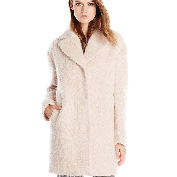 Cole Haan Jackets & Blazers - Cole Haan Wool and Mohair Cocoon Coat